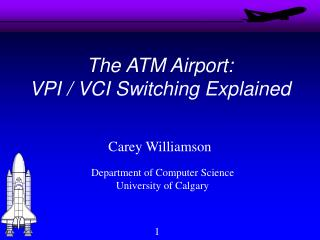 The ATM Airport: VPI / VCI Switching Explained