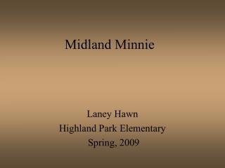 Midland Minnie
