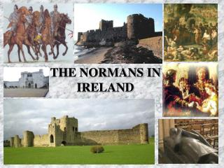 THE NORMANS IN IRELAND