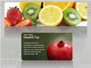 Tip For Health