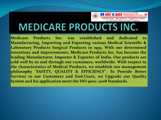 Surgical Dressing Manufacturers