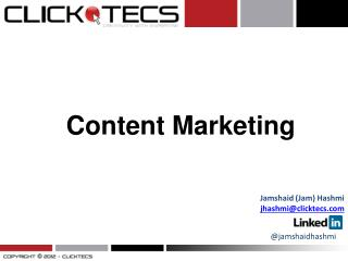 Content Marketing Strategy | What is Content Marketing