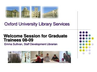 Oxford University Library Services