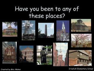 Have you been to any of these places?