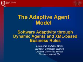The Adaptive Agent Model