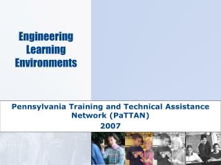 Engineering Learning Environments