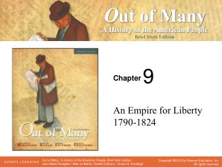 An Empire for Liberty 1790-1824