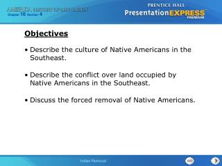 Describe the culture of Native Americans in the Southeast.