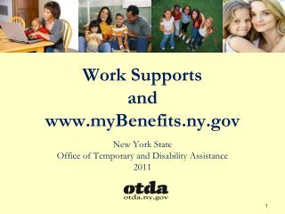 Work Supports and myBenefits.ny