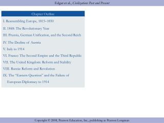 I. Reassembling Europe, 1815–1850