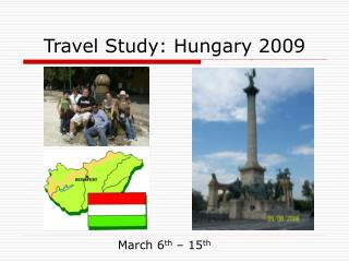 Travel Study: Hungary 2009