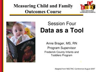Session Four  Data as a Tool