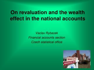 On revaluation and the wealth effect in the national accounts