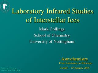 Laboratory Infrared Studies of Interstellar Ices