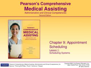 Chapter 9: Appointment Scheduling Lesson 1: Scheduling Systems