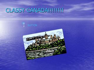 CLASSY CANADA!!!!!!!!