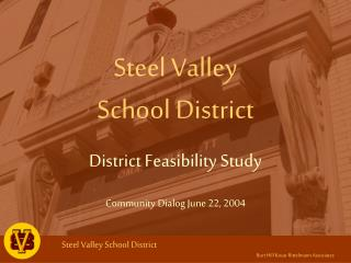 Steel Valley  School District