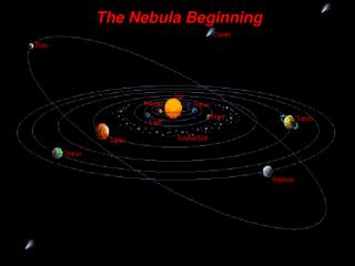 The Nebula Beginning