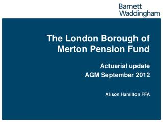 The London Borough of Merton Pension Fund