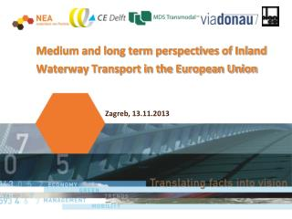 Medium and long term perspectives of Inland Waterway Transport in the European Union