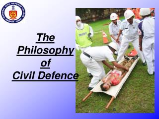 The Philosophy  of  Civil Defence