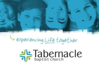 Tabernacle Baptist Church Cartersville, GA