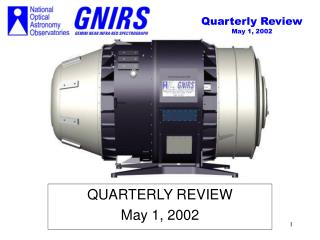 QUARTERLY REVIEW May 1, 2002
