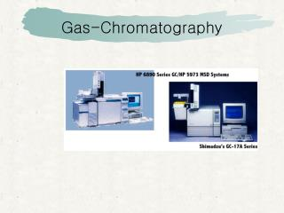 Gas-Chromatography