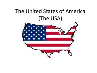 The United States of America (The USA)