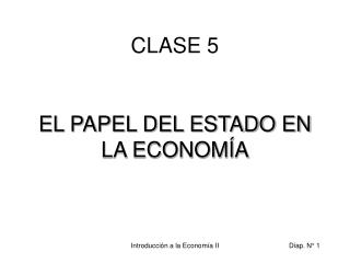 CLASE 5