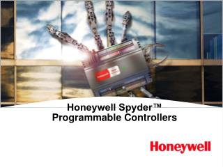 Honeywell Spyder™ Programmable Controllers