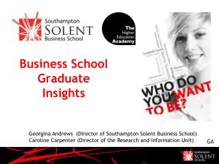 Business School Graduate Insights