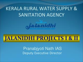 KERALA RURAL WATER SUPPLY & SANITATION AGENCY