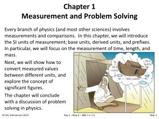 Chapter 1 Measurement and Problem Solving