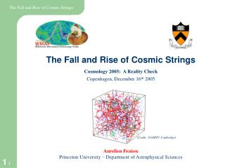 The Fall and Rise of Cosmic Strings