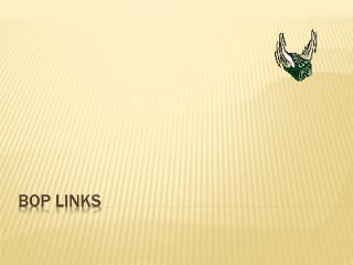 BOP links