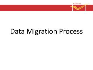 Data Migration Process