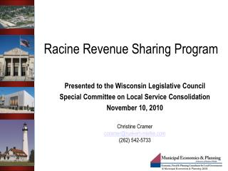 Racine Revenue Sharing Program