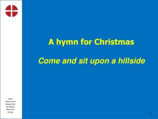 New Hymns and Songs from the Music Resource Group