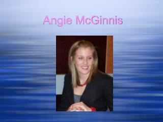 Angie McGinnis
