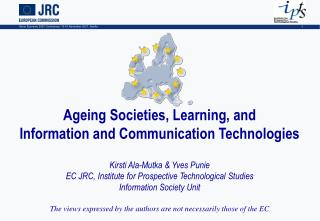 Ageing Societies, Learning, and  Information and Communication Technologies