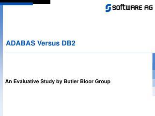 ADABAS Versus DB2