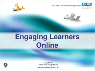 Engaging Learners Online