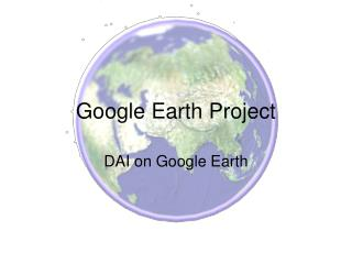 Google Earth Project