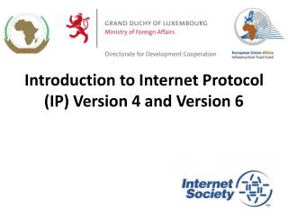 Introduction to Internet Protocol (IP) Version 4 and Version 6