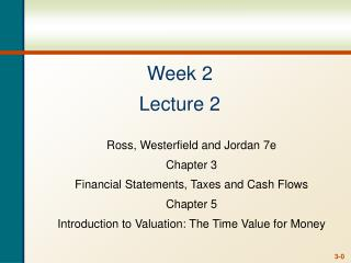 Week 2 Lecture 2