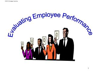 Evaluating Employee Performance