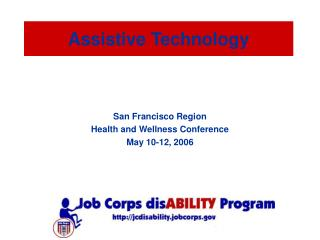 Assistive Technology