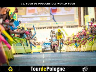 71. TOUR DE POLOGNE UCI WORLD TOUR
