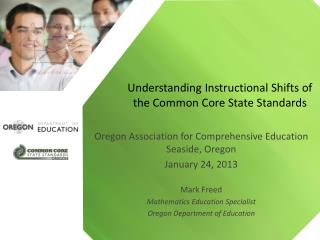 Understanding Instructional Shifts of the Common Core State Standards